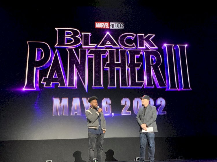 Marvel 'Black Panther 2' Release date Announced at D23